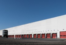 Warehouse in Zwolle, Netherlands